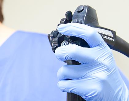 苦しくない胃カメラ・大腸カメラを提供